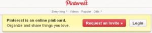Pinterest inlog