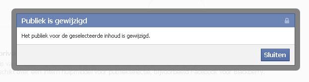 facebook profiel afsluiten