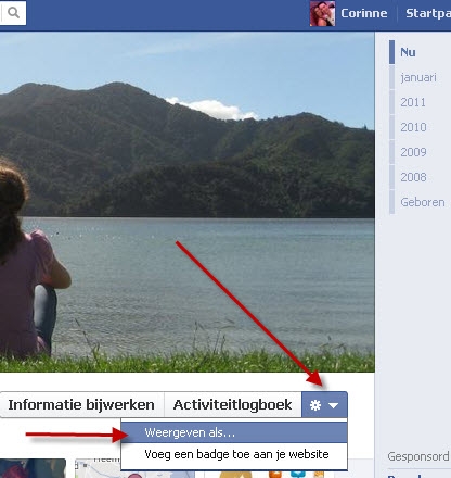 facebook hoe privacy in stellen
