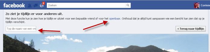 hoe scherm ik facebook af