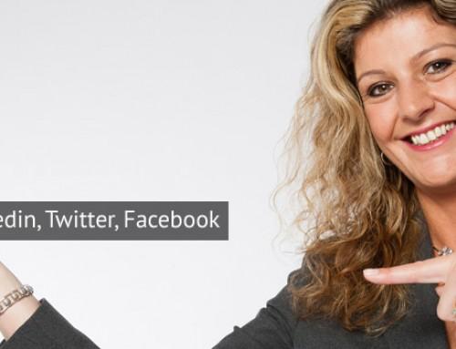 Cursus of workshop Linkedin, Twitter of Facebook