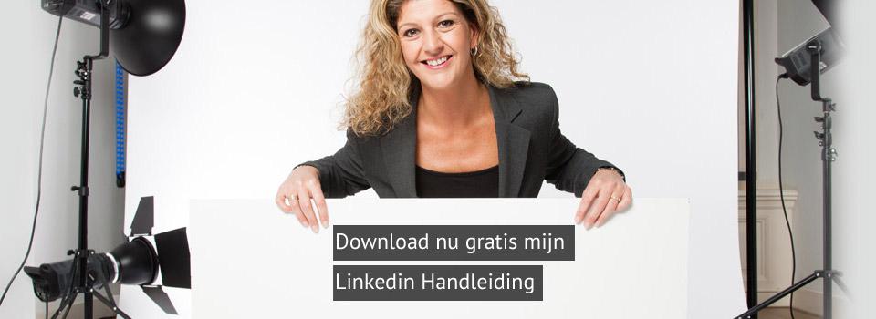 Handleiding Linkedin