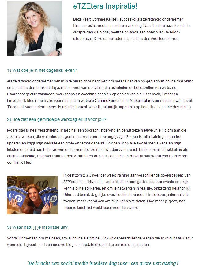 juli 2014 eTZETera 6 vragen interview blz1