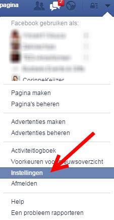 facebook nieuwe voorwaarden