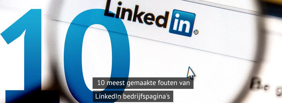 LinkedIn bedrijfsprofiel
