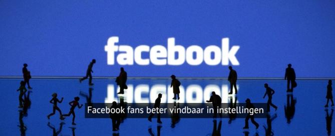 fans facebookpagina