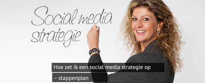 social media strategie bepalen