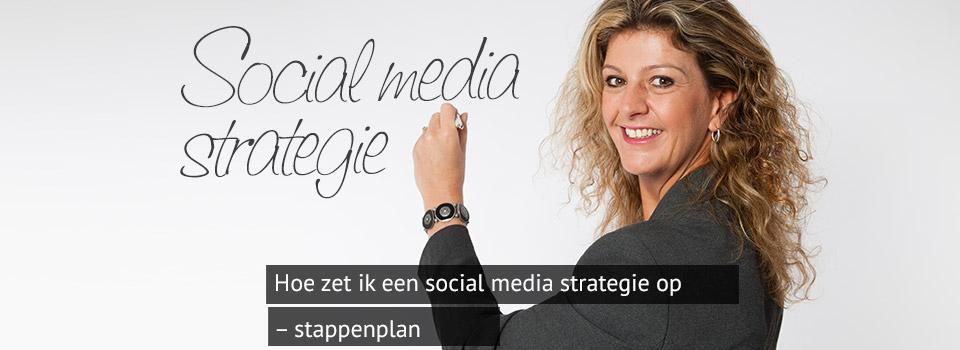 social media strategie bepalen