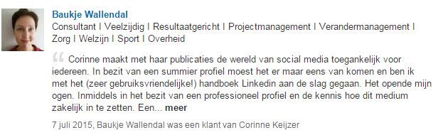 linkedin handleiding review