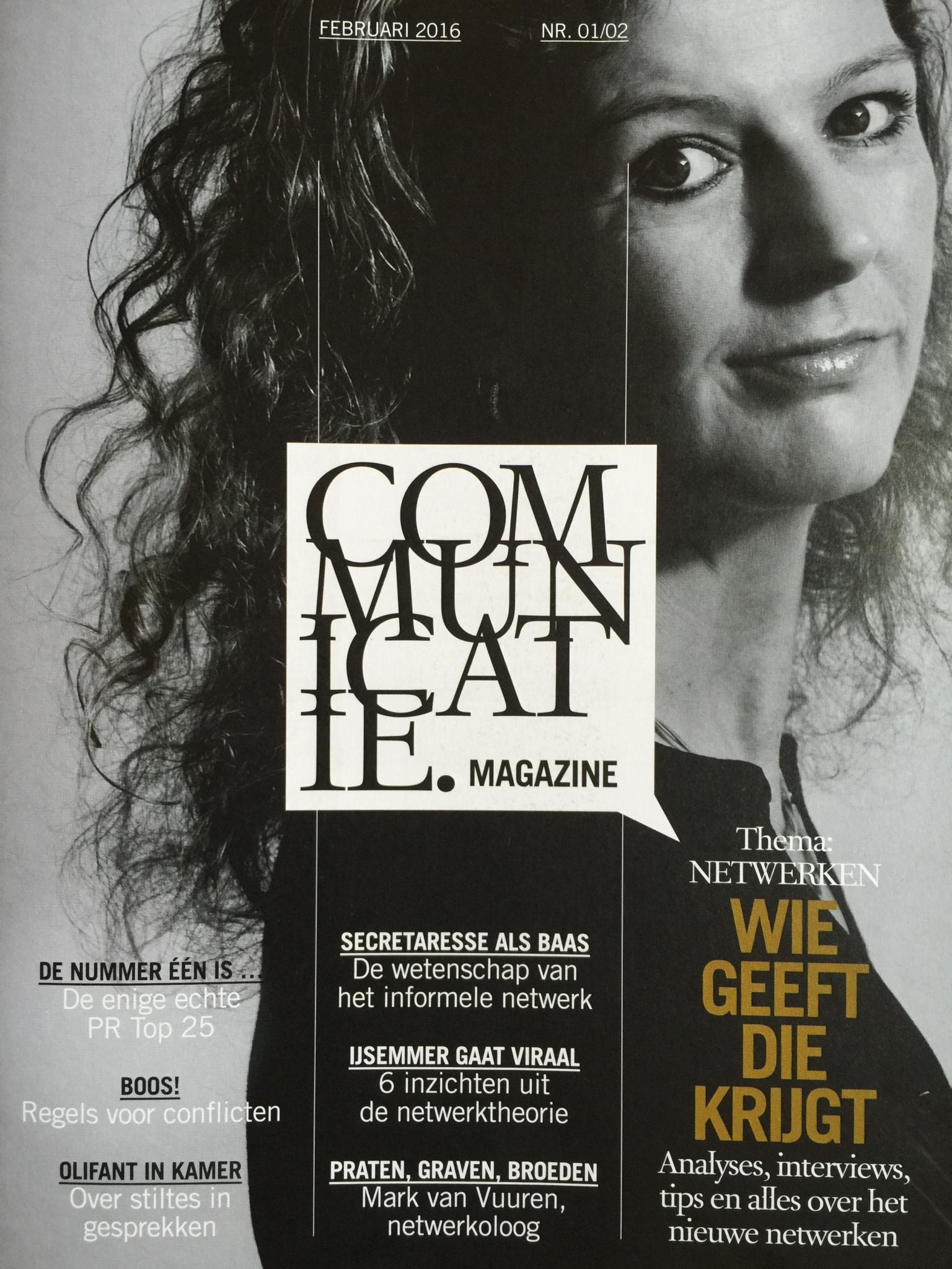 netwerken 2.0 communicatie magazine