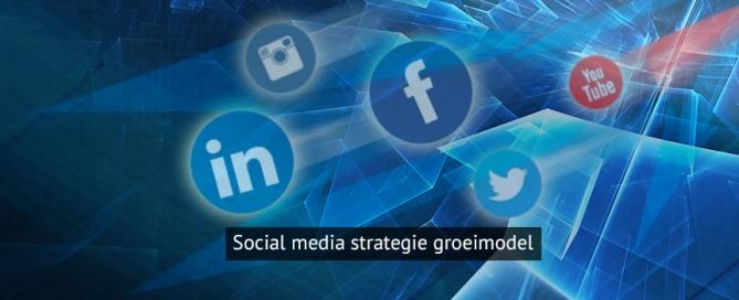 social media groeimodel