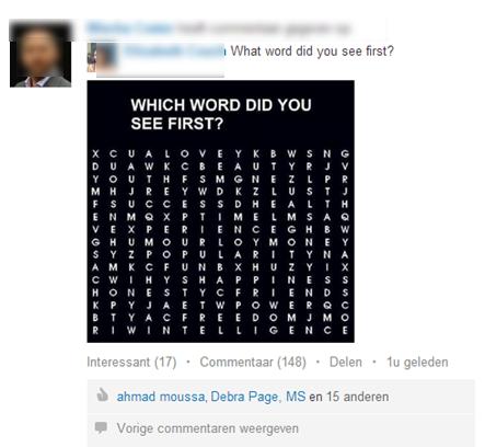 LinkedIn posts verbergen