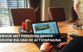 facebook action fanpagina