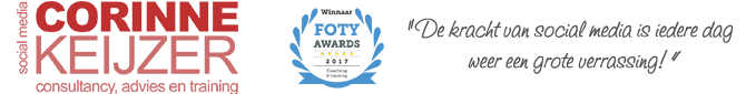 Corinne Keijzer Logo