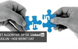 LinkedIn tijdlijn algoritme