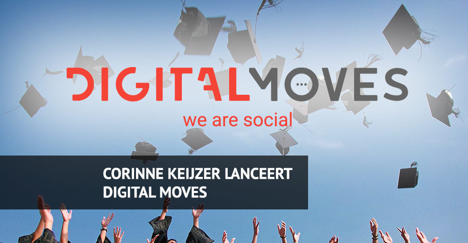 Corinne Keijzer lanceert Digital Moves