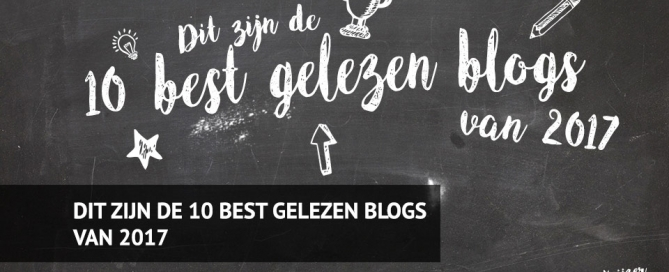 De 10 best gelegen blogs van 2017 van Corinne Keijzer over LinkedIn en Facebook