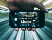 hoe zet je video in op LinkedIn