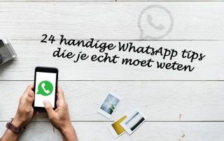 24 handige WhatsApp tips die je echt moet weten