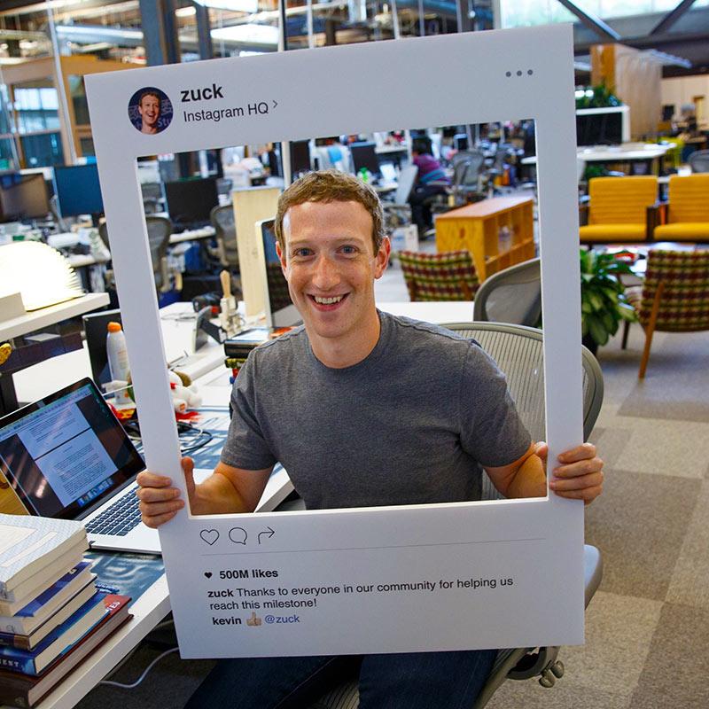 Mark Zuckerberg - Instagram