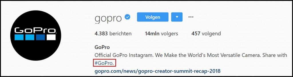 Tips voor een perfecte Instagram Bio