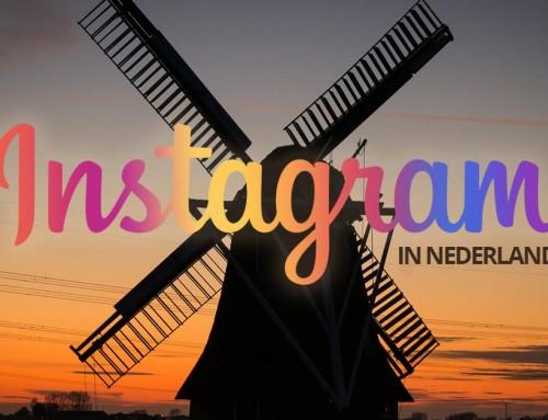 Hoeveel Nederlanders hebben een Instagram account
