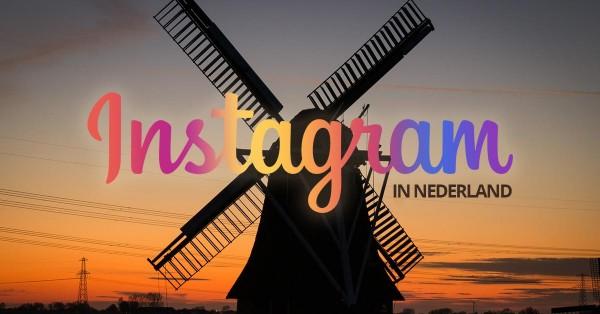 Instagram in Nederland