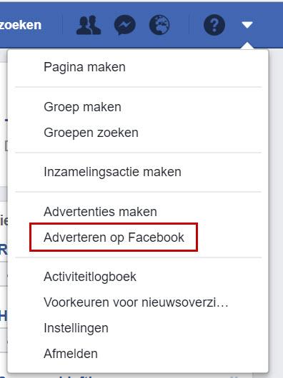Hoe zet je Facebook advertentiebeheer op