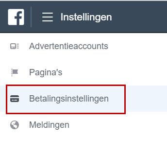 Facebook advertentiebeheer opzetten - stap 08