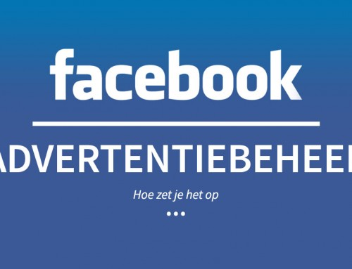Hoe adverteer je op Facebook
