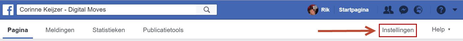 hoe maak je iemand beheerder van een facebook pagina