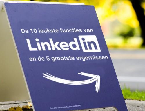 De 10 leukste functies van LinkedIn – en de 5 grootste ergernissen