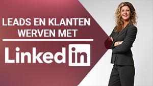Online Training - Leads en klanten werven met LinkedIn