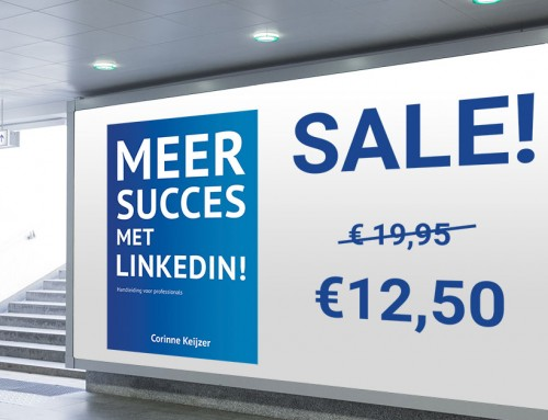 Koop nu voordelig 'Meer succes met LinkedIn!'