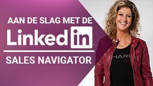 Online Training - Aan de slag met de LinkedIn Sales Navigator