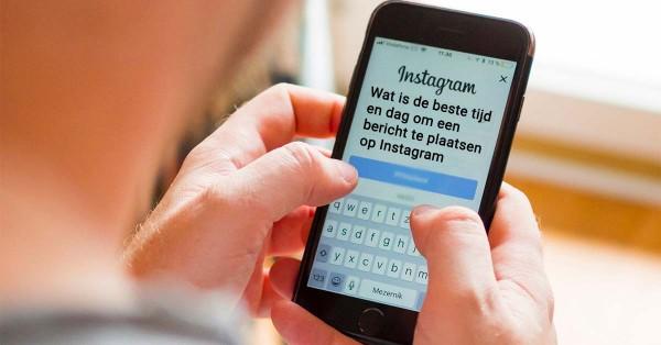 Wat is de beste tijd en dag om een bericht te plaatsen op Instagram