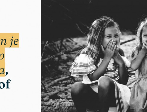 Interview Blijtijds.nl over foto's van kinderen op social media