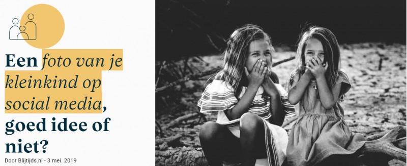 social media expert corinne keijzer over foto's kinderen online