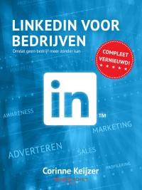LinkedIn voor bedrijven - Corinne Keijzer