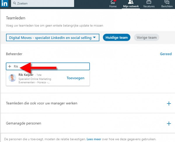 collega updates linkedin