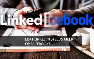 linkedin vs facebook content
