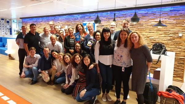 LinkedIn bijeenkomst experts HQ LinkedIn Benelux