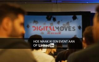 LinkedIn evenement aanmaken