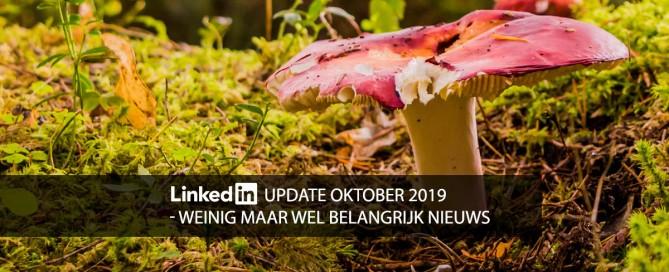 linkedin nieuws oktober