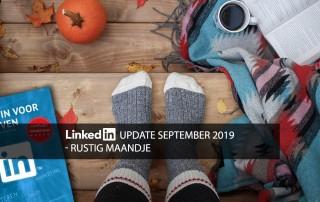 linkedin nieuws september