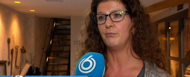 Social media deskundige Corinne Keijzer in SBS 6 Hart van Nederland