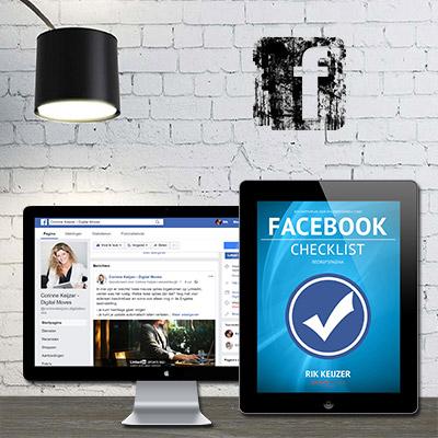 Facebook checklist - Rik Keijzer