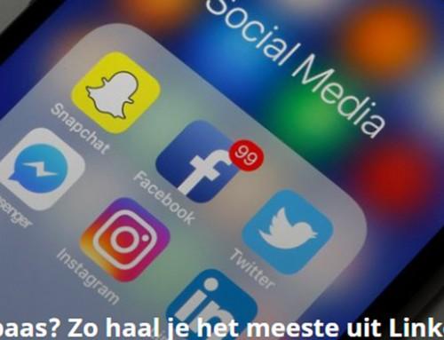 Interview Nu.nl over LinkedIn voor ondernemers