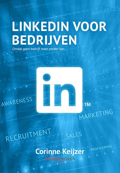 LinkedIn voor bedrijven - Corinne Keijzer - Digital Moves