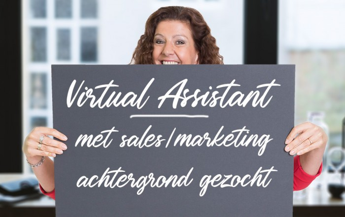 virtual assistant vacature